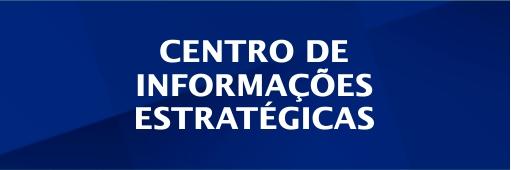 centro de informações estratégicas.