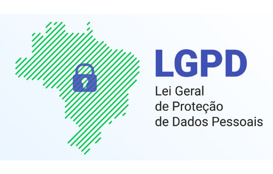imagem: lei geral de proteção de dados pessoais.